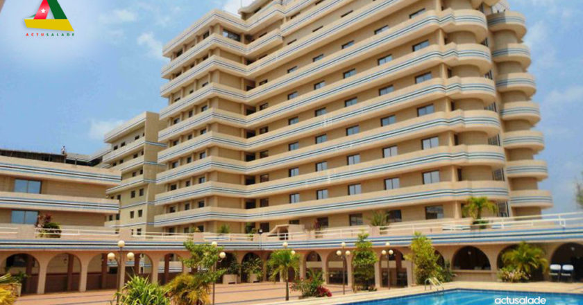 La photo de l'Hotel Eda Oba à Lomé