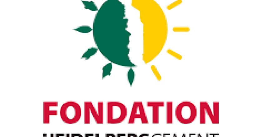 Logo de la fondation Heidelberg Cement Togo