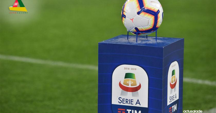 Covid-19/Football : Le championnat Italien va redémarrer bientôt