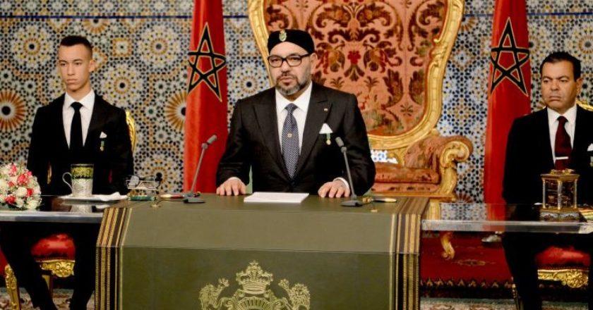 Le roi Mohammed VI du Maroc a subi avec succès une opération cardiaque