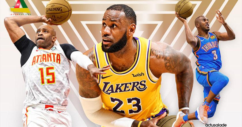 Covid-19 : La reprise de la NBA annoncée pour le 31 Juillet prochain