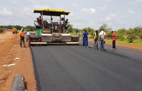 Togo / Infrastructure : Démarrage des travaux de réhabilitation et de renforcement de la Route N°5 Lomé-Kpalimé