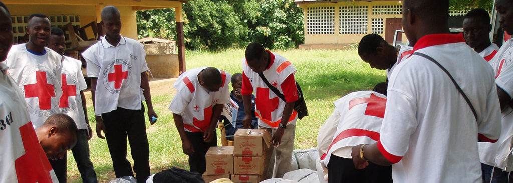 La Croix-Rouge Togolaise recrute