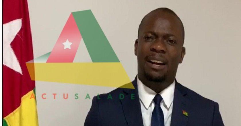 Togo : Dr Aubin THON s'est prononcé sur l'actualité politique et la gestion de la crise du Covid-19 par le gouvernement