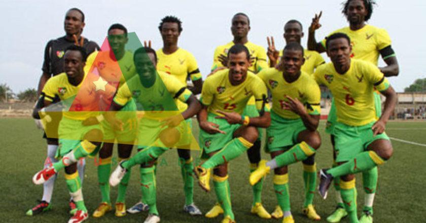 Le football togolais a connu des époques de gloire comme celle de 2006