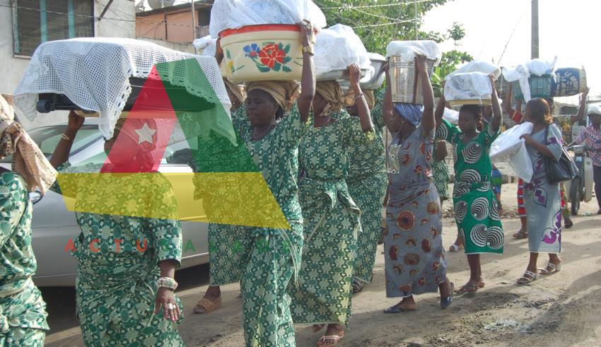 Togo : la place de la dot dans le processus du mariage