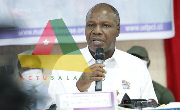 Albert Mabri Toikeusse candidats
