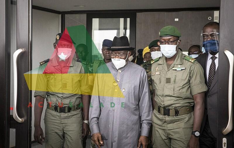 CEDEAO et la junte au Mali en discussion pour la transition