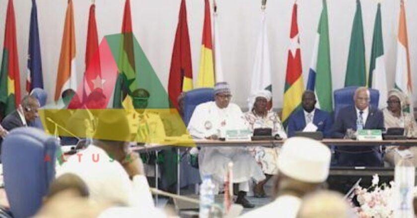 le Togo est toujours le seul pays de la CEDEAO répondant aux critères