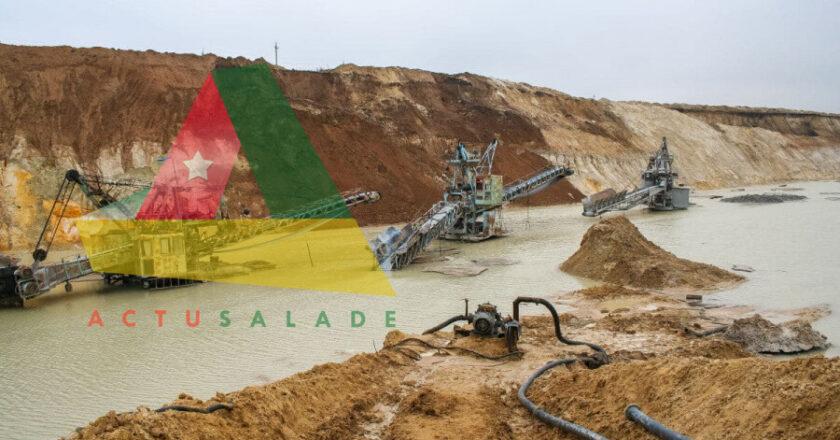 l'exploitation du gisement d'argile de Lédjoblibo abordera un nouveau tournant grâce à Togo Invest