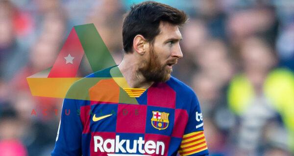 Lionel Messi s'exprime à nouveau