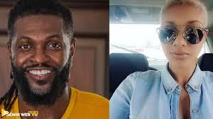 Emmanuel Sheyi Adebayor et Adja Diallo