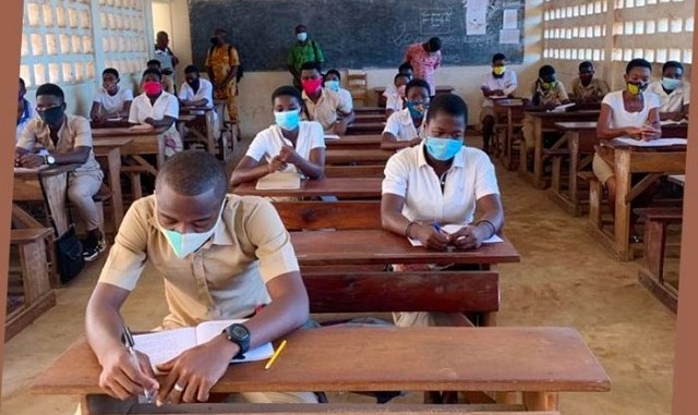 Togo : les dates des examens de fin d'année connues