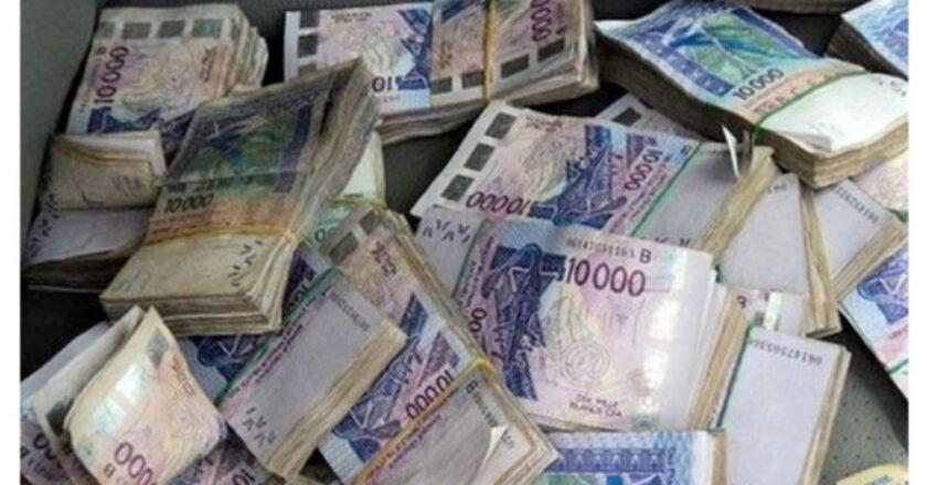un célèbre marabout arrêté avec une cargaison de deux milliards de F CFA