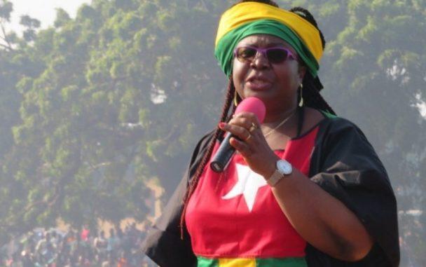 Togo : « nous sommes en crise », Brigitte Adjamagbo parle enfin