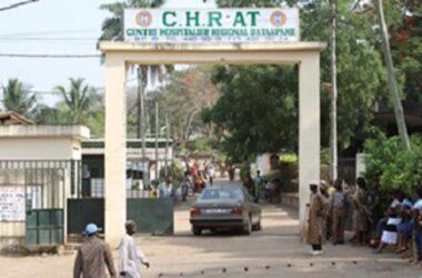 Togo : le CHR d'Atakpamé doté des appareils respiratoires et des équipements médicaux