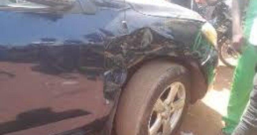 Togo/ Drame : une dame téléphonant au volant déroute et tue trois élèves, les faits