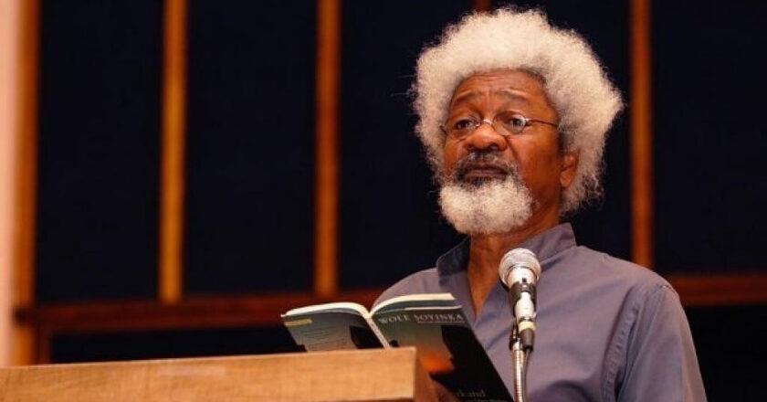 Nigeria : Le lauréat du prix Nobel Wole Soyinka, tacle le Président Buhari