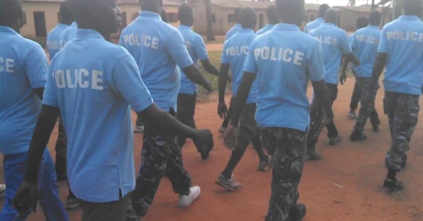 Togo / sécurité: Cinq policiers virés de leurs fonctions pour fautes graves, voici ce qu'ils ont fait