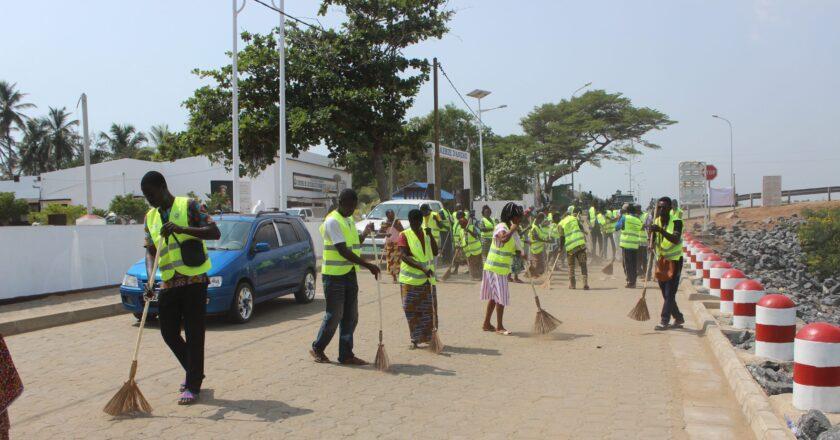 Togo: un concours lancé à Aného pour désigner le quartier le plus propre