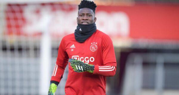 Football: « (…) je ne suis pas d'accord avec sa décision », André Onana à l'UEFA