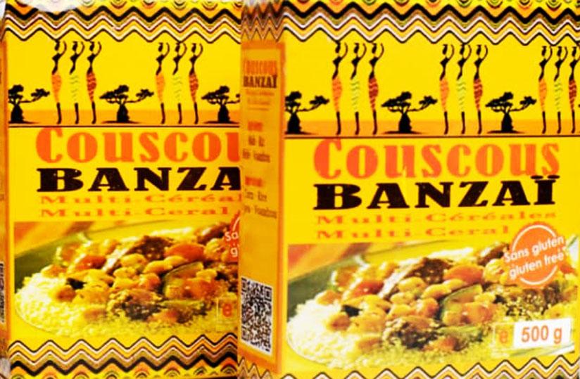 Consommer local: un Togolais produit du couscous à base des céréales locales