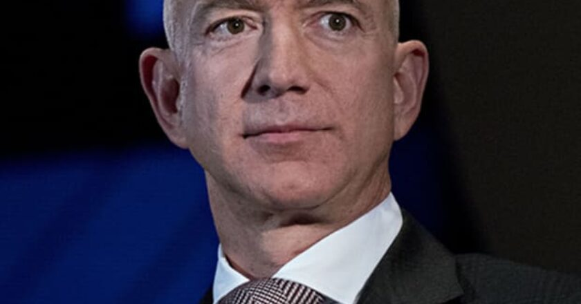 Jeff Bezos quitte la direction d'Amazon