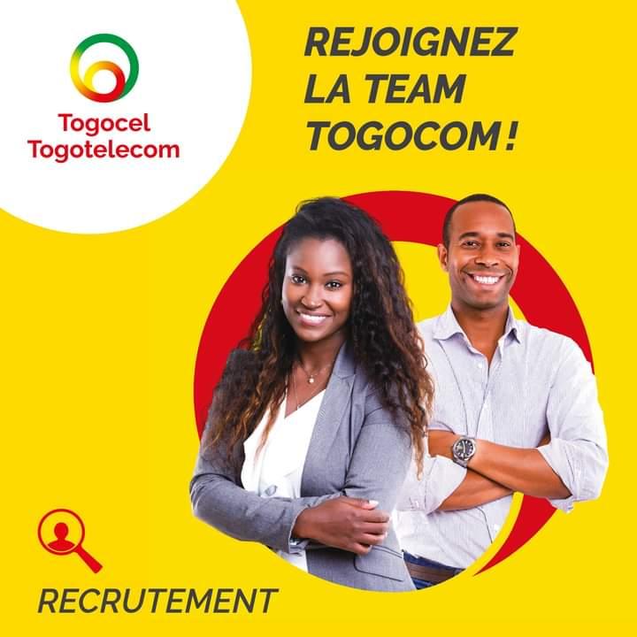 Le groupe TOGOCOM dans le cadre du renforcement de son équipe recherche pour ce pour ce poste
