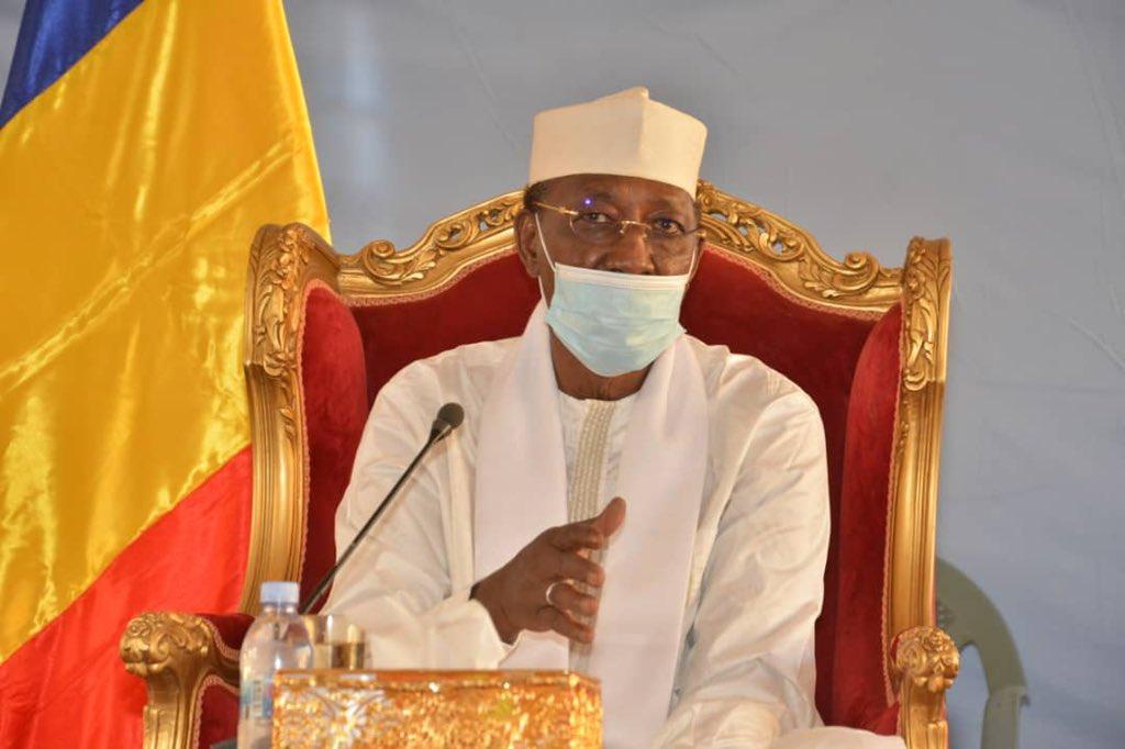 Tchad: « (…) j'ai décidé de répondre favorablement à cet appel, cet appel du peuple », Idriss Déby Itno investi pour un 6ème mandat