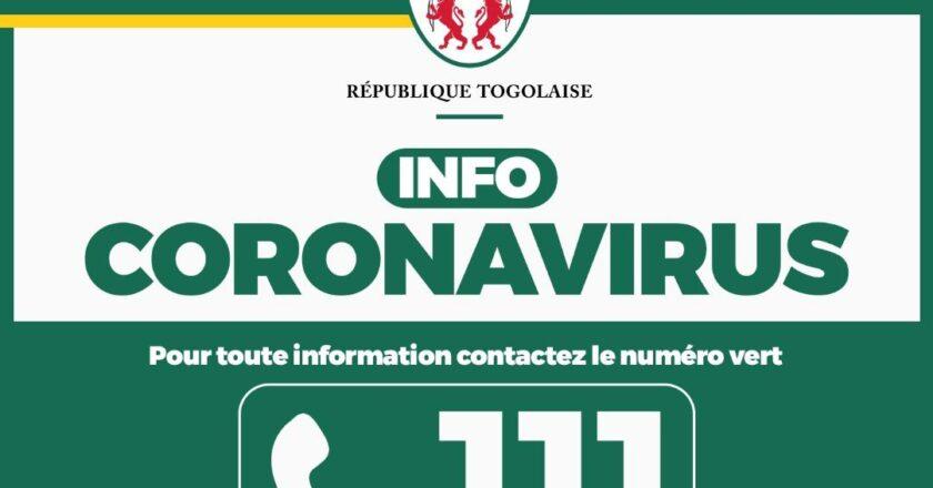 Covid-19 : le gouvernement togolais crée un nouveau groupe de surveillance pour renforcer la lutte