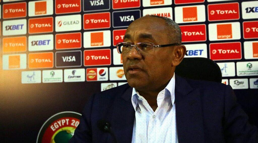 Football: une nouvelle sentence pour le président de la CAF M. Ahmad Ahmad