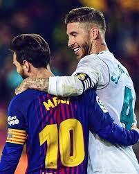 Football: «je prêterais ma maison à Messi s'il décidait de venir au real», Sergio Ramos