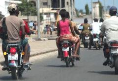 Togo: désormais, les engins à 2 roues paieront aux postes de péages