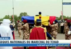 Tchad : plusieurs présidents aux côtés du peuple tchadien pour les obsèques d'Idriss Déby Itno