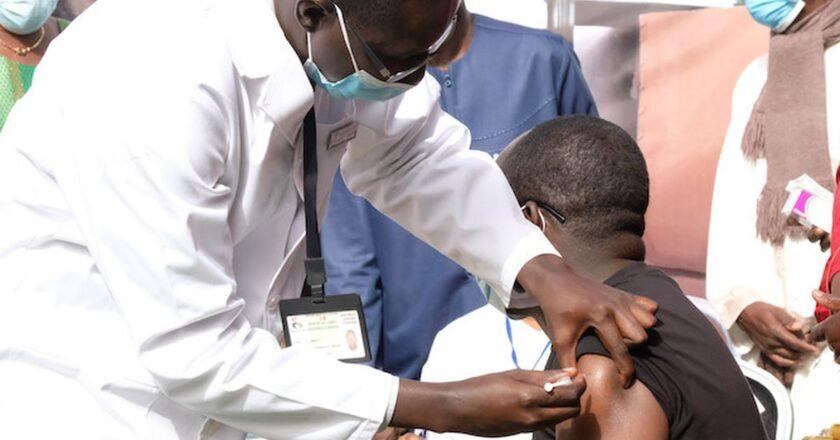 Togo/Covid-19 : 200 000 doses de vaccin chinois reçu ce vendredi