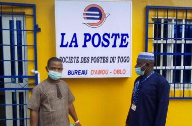 Décentralisation au Togo : un bureau de Poste désormais opérationnel à Amou Oblo