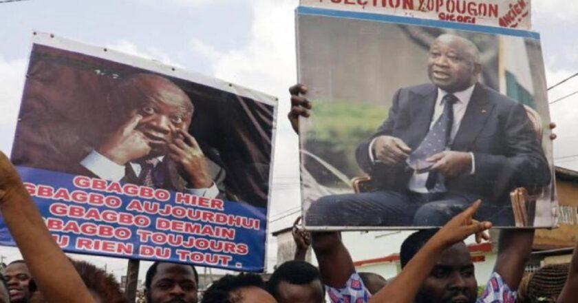 le gouvernement interdit un meeting pour le retour de Gbagbo
