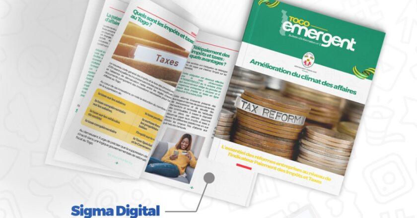 Marketing digital : Sigma Corporation dans le top 5 des meilleures agences au Togo