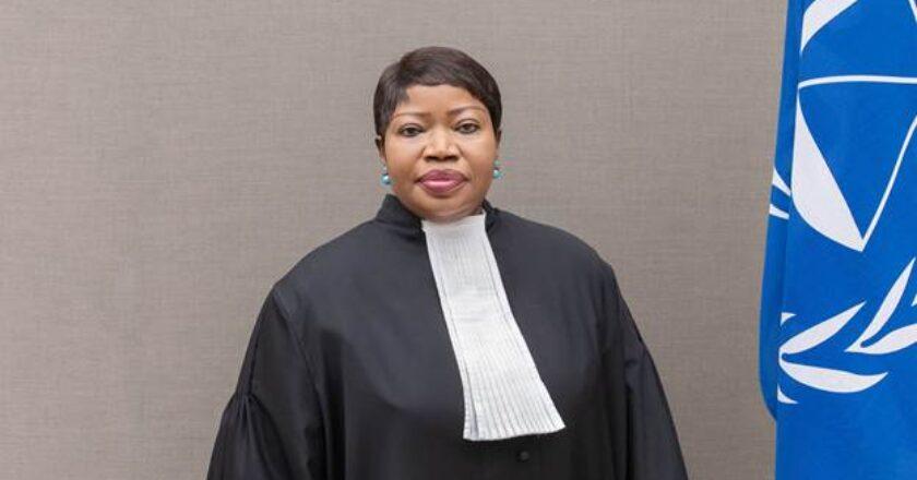 CPI : après Gbagbo, « nous sommes en train d'enquêter dans l'autre camp », Fatou Bensouda