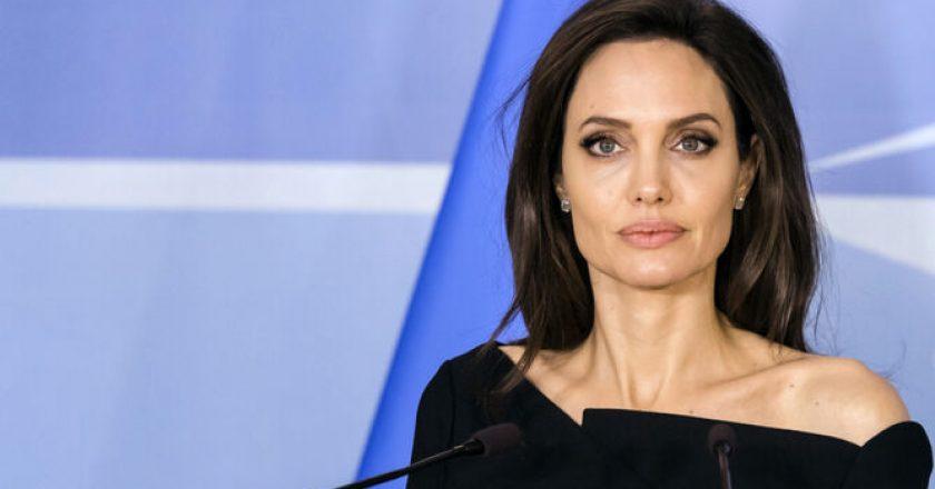 la célèbre actrice Angelina Jolie était chez le Président Christian Kaboré