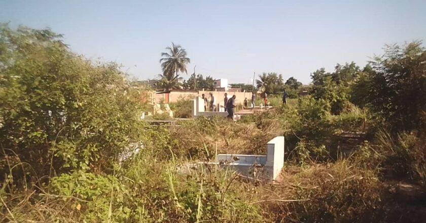 profanation des tombeaux, un jeune arrêté et brulé vif dans la préfecture de Vo