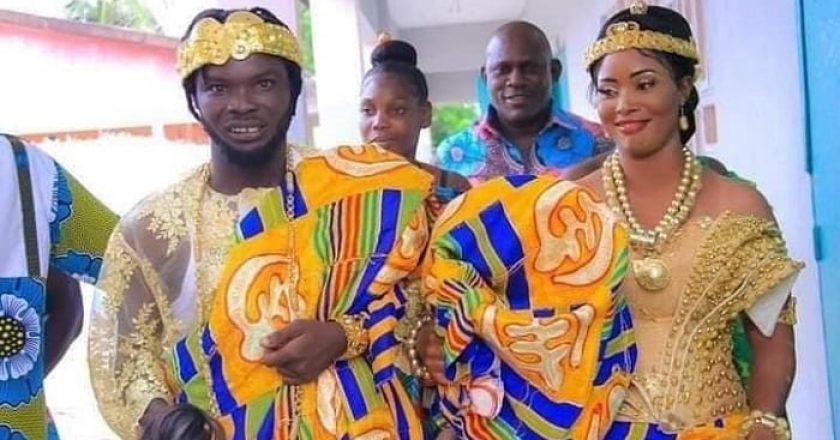moqué sur la toile après leur mariage, le couple reçoit des billets gratuits pour un voyage à Dubaï