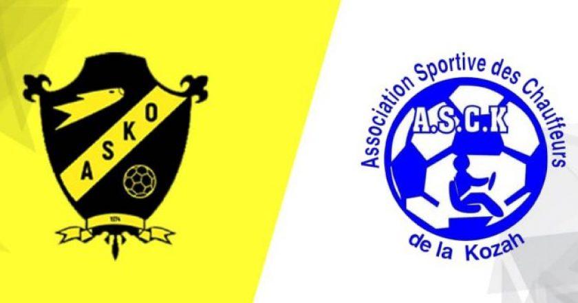 Togo : la finale du championnat D1 entre l'ASCK et ASKO va accueillir du public à condition