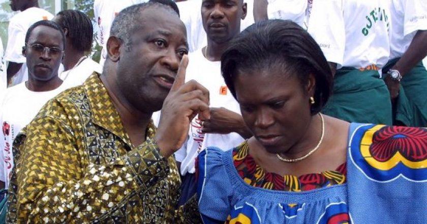 Côte d'Ivoire : Simone Gbagbo revendique la présidence du FPI comme gage du divorce