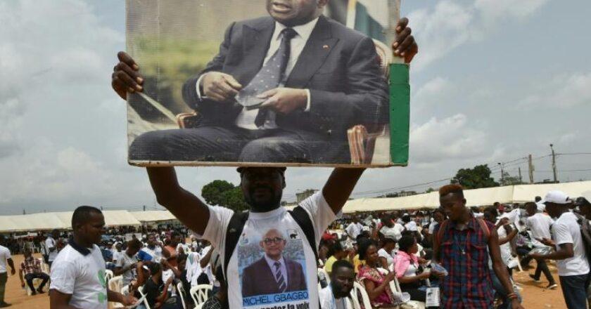 Retour de Gbagbo: ça chauffe déjà, une foule en direction pour à l'aéroport pour accueillir le président gazée