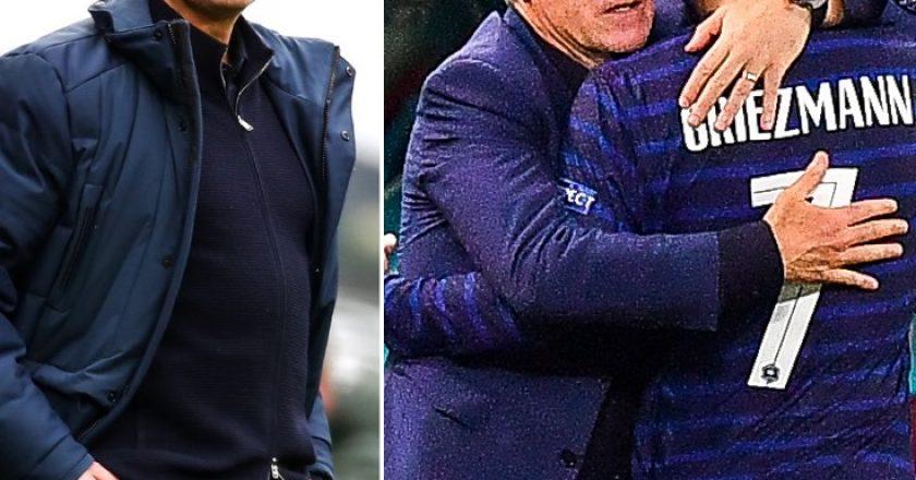"""Euro / Elimination des bleus : """"Didier Deschamps a eu tort '', le tacle de José Mourinho"""