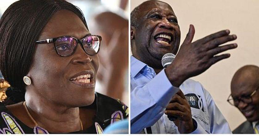 Cote d'Ivoire : le ''couple'' Laurent et Simone Gbagbo convoqués