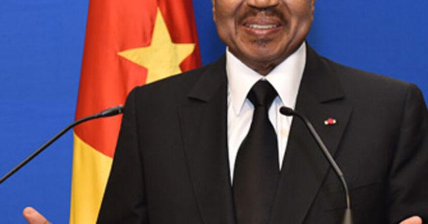 Voici le Top 15 des Présidents africains les mieux payés sur le continent avec Paul Biya en tête