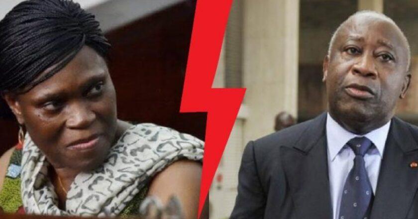 Refus d'une séparation amiable, Laurent Gbagbo saisi le tribunal