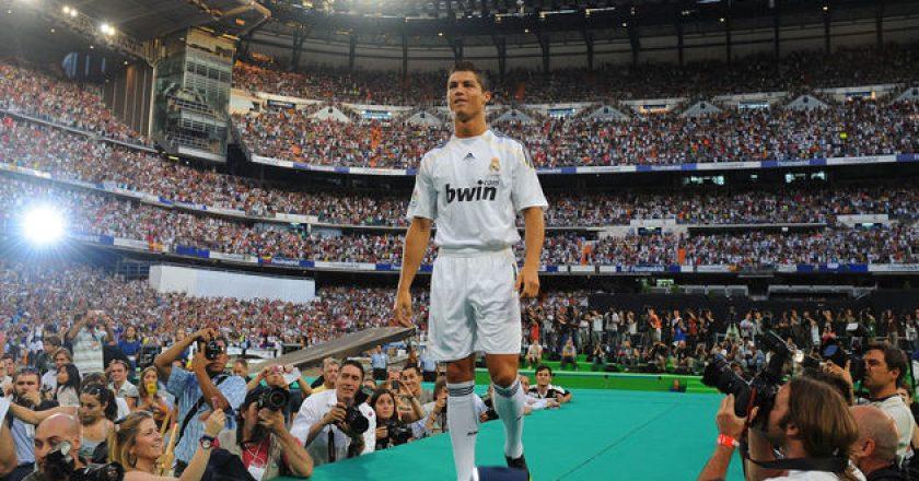 6 juillet 2009 – 6 juillet 2021: 12 ans, le Real Madrid présentait Cristiano Ronaldo à Bernabéu
